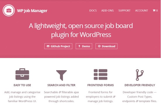 CARA MEMBUAT THUMBNAIL DI WP JOB MANAGER WORDPRESS
