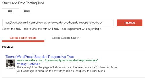 MEMASANG GOOGLE PLUS AUTHORSHIP DI WORDPRESS