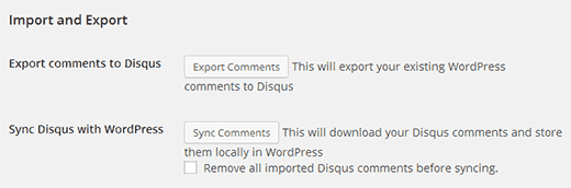 CARA EXPORT KOMENTAR LAMA KE DISQUS COMMENTS