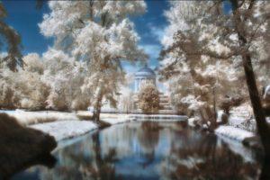 Foto Infrared Yang Menakjubkan