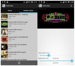 Video Editor Di Android