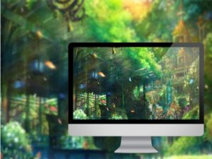Wallpaper Fantasi Untuk Desktop