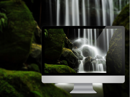 Waterfalls Wallpaper
