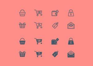 Ikon Cantik Untuk Toko Online
