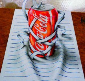 Karya Seni 3D Menakjubkan