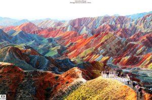 Pemandangan Alam Yang Spektakuler
