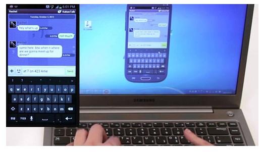 Menghubungkan Komputer Dengan Android