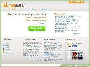 Cara Mendapat Uang Dari Blog