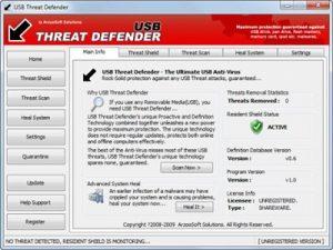 Software Antivirus untuk Mencegah Virus dari USB .2