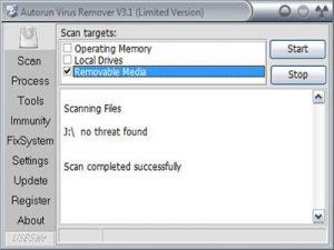 Software Antivirus untuk Mencegah Virus dari USB .9