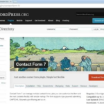 CARA MENGINSTALL CONTACT FORM 7 DI WORDPRESS