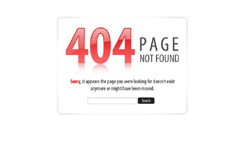 CARA MERUBAH PAGE 404 MENJADI RECENT POST