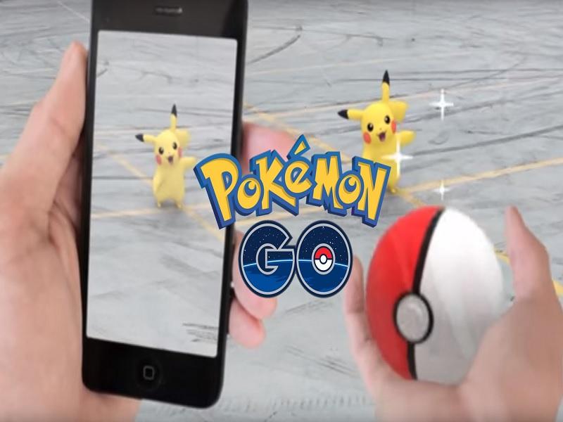 Cara Menginstall Pokemon Go