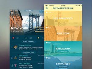 Desain Aplikasi Travel