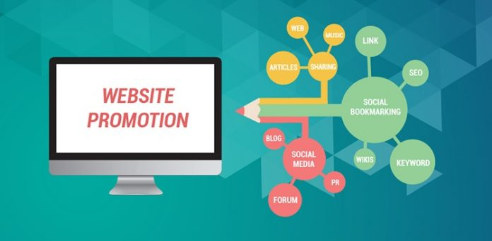 Promosi Web