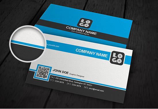 40+ Trend Terbaru Templat Kartu Nama Design - Mopppy
