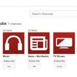 Channel Youtube Paling Populer