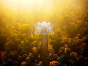 Foto Udara Yang Menakjubkan