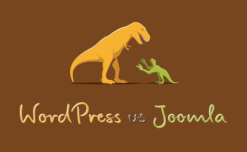 WORDPRESS VS JOOMLA: FITUR, PERSAMAAN SERTA PERBEDAAN