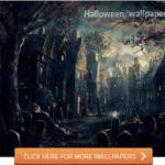 Wallpaper Halloween Yang Menarik
