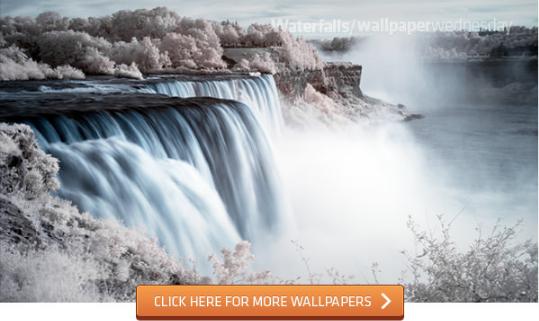 Waterfalls Wallpaper Untuk Desktop Anda