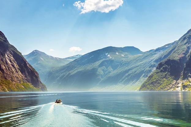 Pemandangan Alam Yang Spektakuler Cara Bisnis Online