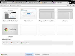 alasan saatnya menggunakan Chrome untuk iPad