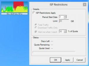 program software untuk mengontrol kuota khusus Windows