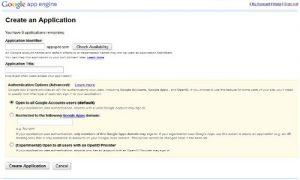 Cara Host Website Pribadi Anda Pada Server Google Supaya Gratis.4