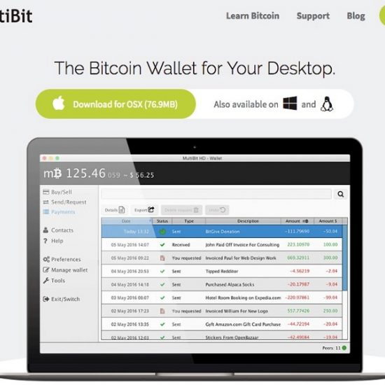 Dompet Bitcoin Terbaik dan Teraman