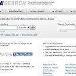 Search Engine Untuk Menemukan Teman lama Anda