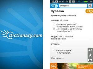 aplikasi pendukung untuk menjalankan blog dari Android.1