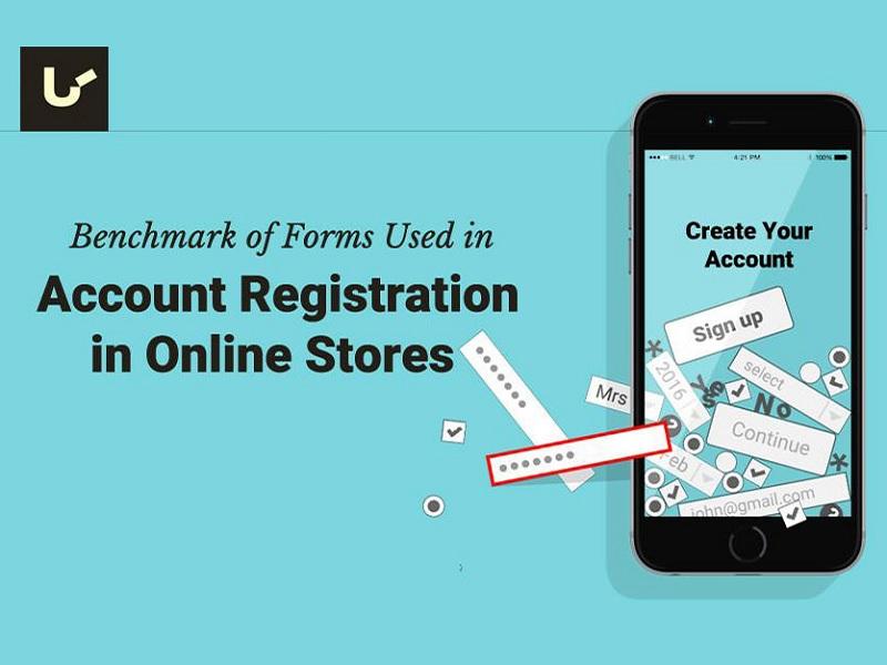 fomulir pendaftaran langganan e-commerce dibuat sesuai ponsel