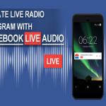 Fitur Live Audio Dari Facebook
