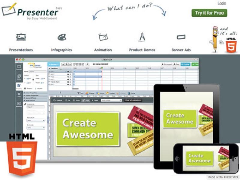 software terbaik untuk membuat materi presentasi