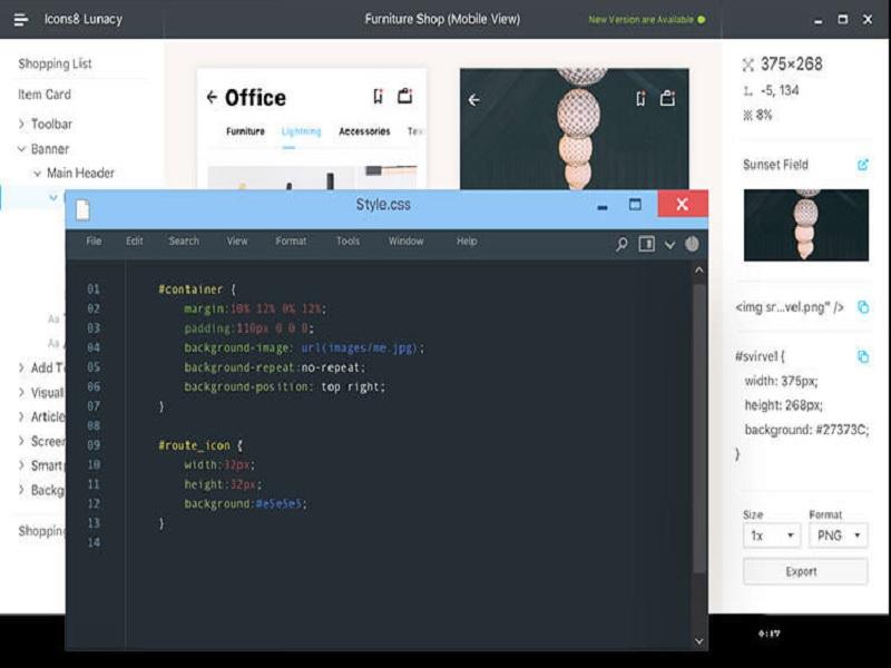 alat pengembang web terbaik untuk web desainer