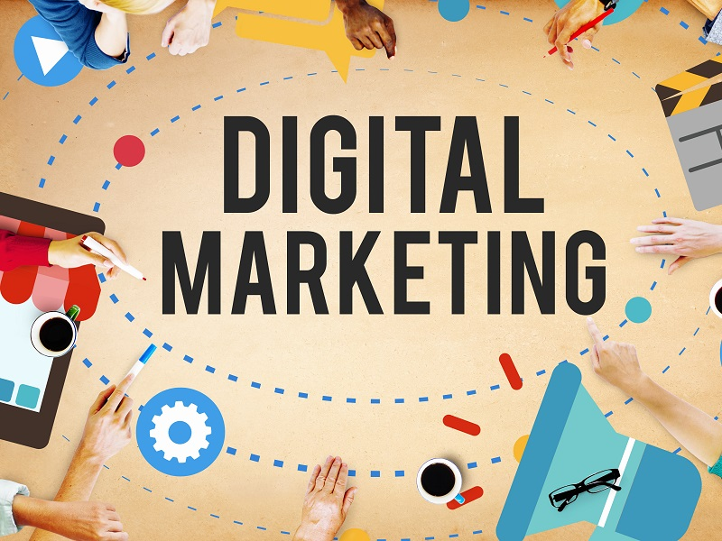 Cara Ampuh Menguasai Pasar Digital Marketing
