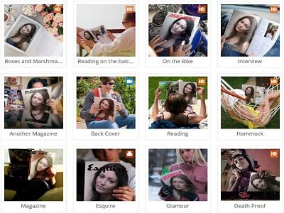 aplikasi untuk membuat foto cover majalah