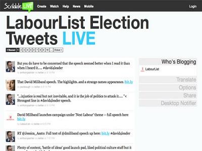 alat live blogging untuk blog siaran langsung.3
