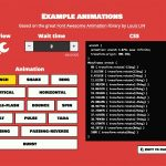 generator kode CSS anti stres untuk website