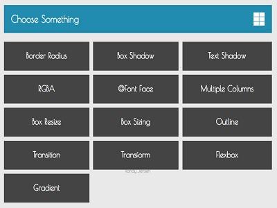 pilihan generator kode CSS untuk web designer.2