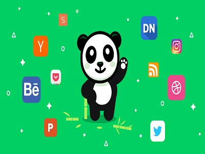 Panda 5 memiliki alasan disukai web designer
