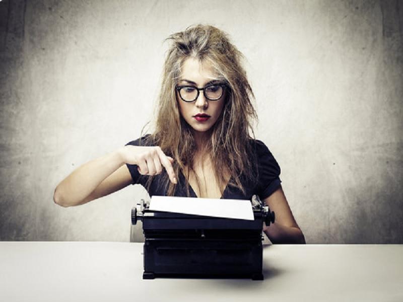 tanda bisa menjadi penulis blog terkenal