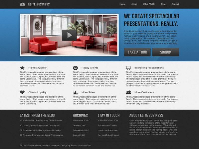 tips membuat website untuk bisnis skala kecil